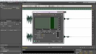 Как улучшить качество звука голоса на записи обработка в Adobe Audition(Качество записи звука даже с простого дешевого микрофона можно улучшить при помощи пост-обработки звука..., 2013-11-28T19:04:21.000Z)