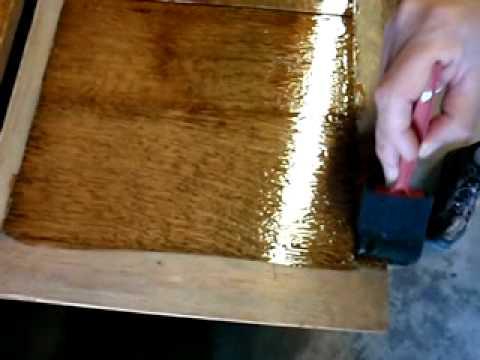 James Antique Roll Top Desk Refinish Clinic PART 1 of ?