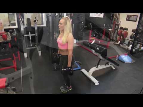AJ Applegate at Mendy's Gym thumbnail