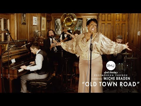 Old Town Road Sung By Blues Legend Miche Braden (LiL Nas X Billy Ray Cover)