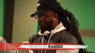 RaKidd Performs at Direct 2 Exec Atlanta 4/29/18 - Atlantic Records