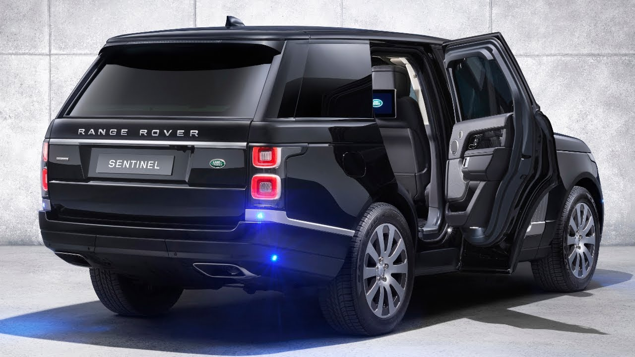 Land Rover >> 2020 Land Rover Range Rover Sentinel - Security Beneath