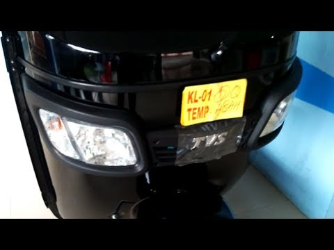 TVS King GS Deluxe Autorickshaw Complete Review including price, mileage, specifications