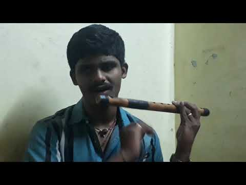 flute class/ lesson 2 in tamil   how to play first 3 notes  and how to develop your breething sens