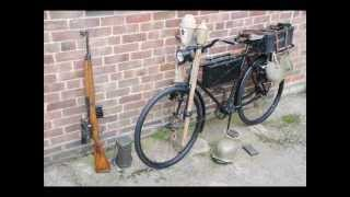 The German Troop Bicycle