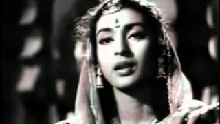 Marna Teri Gali Mein - Shabab - Lata and Rafi
