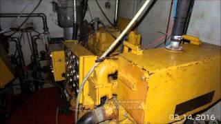 96ft Steel Freezer Trawler For Sale.  File # 2212st