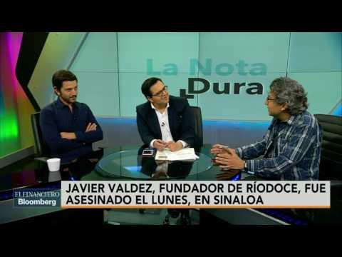 Diego Luna en La Nota Dura