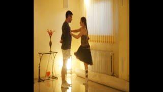 урок свадебного танца -танго -постановка танца - первый танец молодых