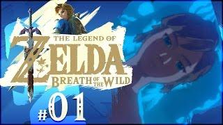 The Legend of Zelda: Breath of the Wild - Part 1   New Adventure Begins! [Nintendo Switch Gameplay]