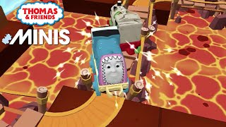 Thomas and Friends Minis - Aquatic Shark Spencer New 2021 Train Track! ★ iOS/Android (by Budge)