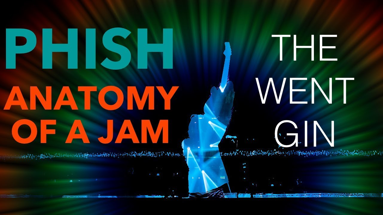 Phish Anatomy Of A Jam 8 17 1997 Bathtub Gin The