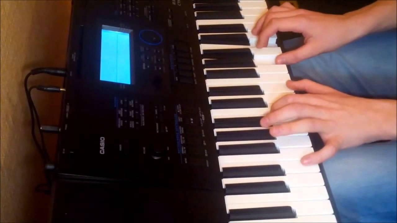 bumboks-vahteram-piano-cover-mihail-maslikov