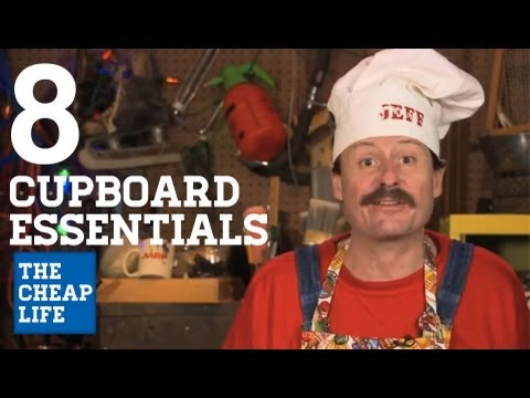 Frugal Ideas to Stock Your Pantry Full of Savings! - The Cheap Life with Jeff Yeager - AARP