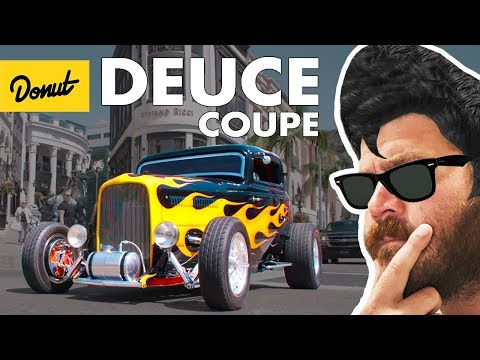 Ford Deuce Coupe - Everything You Need to Know   Up to Speed