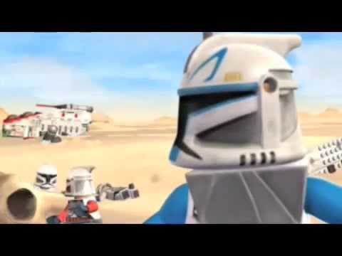 LEGO Star Wars III-Captain Rex And His Squad - YouTube