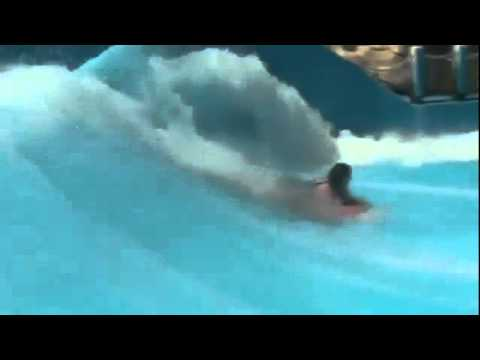 gamelle piscine vague youtube