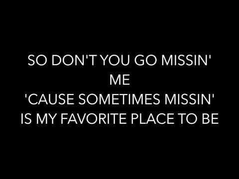 Missing by William Michael Morgan Lyrics