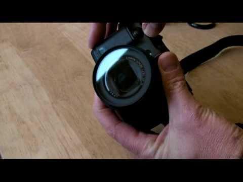 Canon G Bague Porte Filtre FADCB Canon Filter UV YouTube - Canon porte