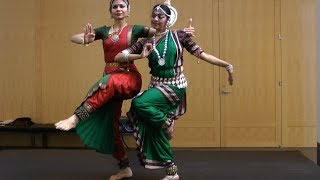 Indian Dance: Bharatanatyam and Odissi (Part 2 of 2)