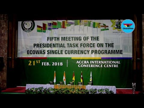 Single currency will create a new reality of prosperity and progress in Africa – Akufo-Addo