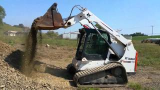 2010 Bobcat Compact Track Skid Steer Loader For Sale Running and Operating Video!