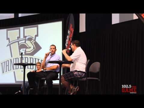 2014 Music City Sports Festival   Will Perdue Part 2
