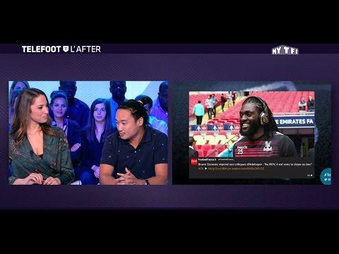 Téléfoot - L'After : L'incroyable affaire Adebayor
