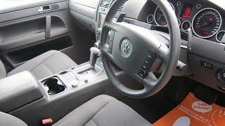 07年 VWトゥアレグ V6シュトルツ ワンオーナー HDDフルセグナビ インテリア