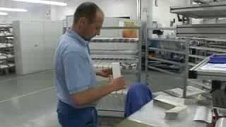 DIN-ISO-Zertifikat für Matthias Wetzel Industriebeschriftung