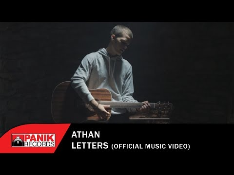 Athan - Letters - Official Music Video