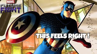 ALMOST PERFECT 👌   Marvel Future Fight
