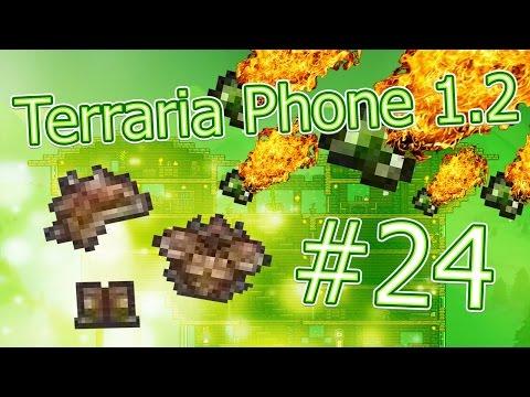 видео: lp. hm. trotp. terraria phone #24 (Черепашья броня :3)