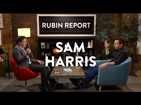 Sam Harris and Dave Rubin: Islam, Trump, Hillary, and Free Will (Full Interview)