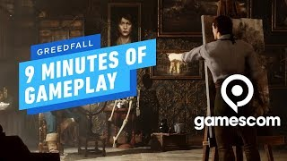 9 Minutes of GreedFall Gameplay - Gamescom 2019