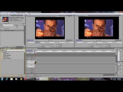 HOW TO GET AND EDITS VIDEOS ON ADOBE PREMIOR PRO CS3 MALAYALAM HELP