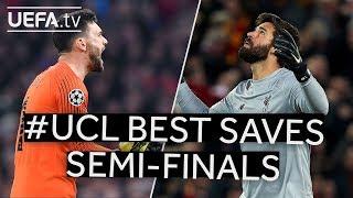 LLORIS, ALISSON: #UCL BEST SAVES, Semi-finals