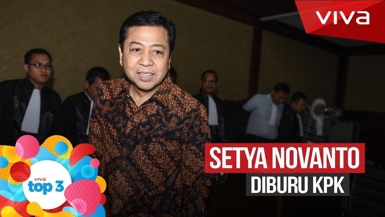 VIVA Top8: Setnov Menghilang, Is Payung Teduh & Kostum Seksi