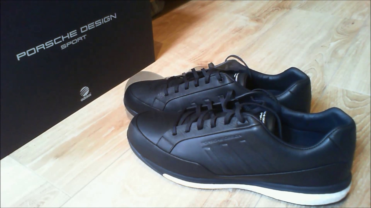 new concept 9ec94 f7087 Adidas Porsche Design Leather Boost