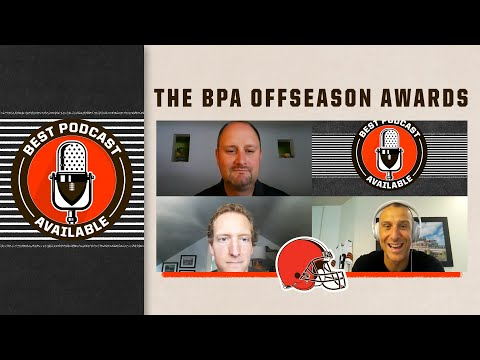 The BPA Offseason Awards | Best Podcast Available