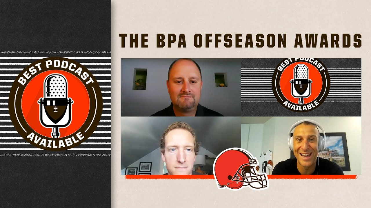 The BPA Offseason Awards   Best Podcast Available