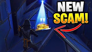 *NEW SCAM* Pyramid Insta Kill Scam! (Scammer Gets Scammed) Fortnite Save The World
