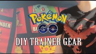 POKEMON GO: DIY Trainer Gear