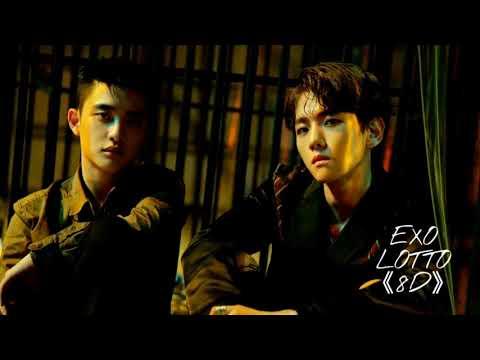 8D EXO (엑소) | LOTTO