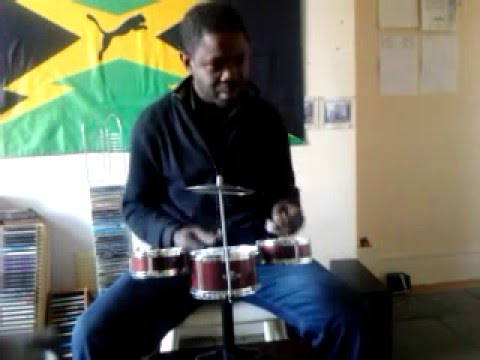 Chuck Berry - Let It Rock * Buzz Rock Drumming Cover *