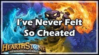 [Hearthstone] I've Never Felt So Cheated