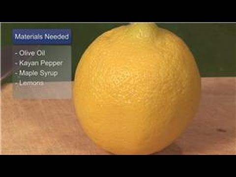 Cleanses : How to Prepare for a Master Cleanse