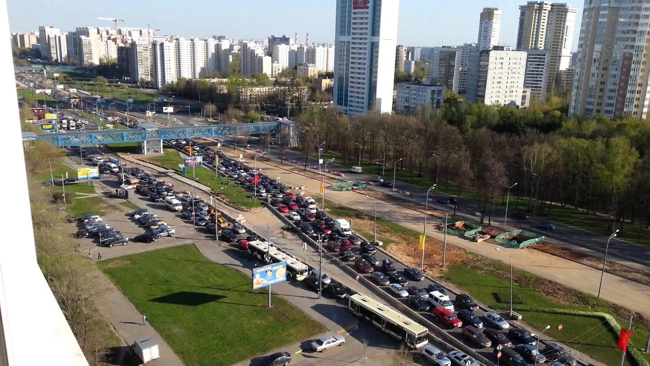 рублевские автомобильные пробки фото быстрее нагревают помещение