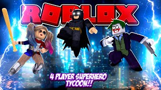 ROBLOX - THE BATTLE FOR GOTHAM CITY!!
