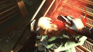 Wolfenstein 2: Brutal Nazi Killing Rampage - Ambush Gameplay - Compilation Vol.1